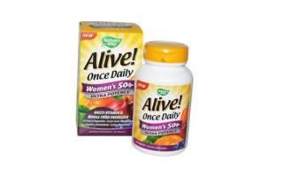 Комплекс витамин при климаксе возраст 50