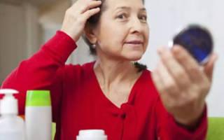 Комплекс витаминов при выпадения волос при климаксе
