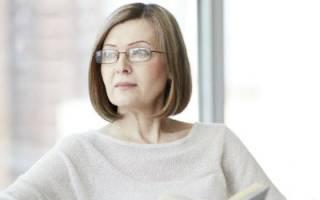 Начало менопаузы у женщин возраст