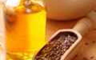 Льняное масло во время климакса