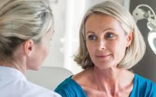 Климакс у женщин симптомы во сколько лет
