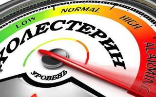 Как понизить холестерин при климаксе
