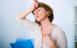 Частое сердцебиение при климаксе что нужно пить