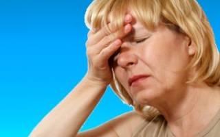 Может ли климакс влиять на давление