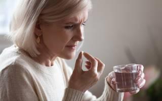 Климакс и боль в затылке