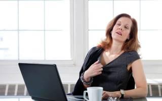 Как повысить либидо у женщин после менопаузы
