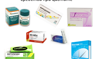 Заболевание цистит у женщин какие таблетки пить