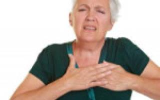 Может ли боль в сердце при климаксе