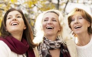 Как в 45 лет легче перенести климакс