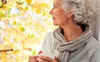 Коричневые выделения при менопаузе из матки