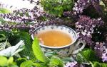 Какой чай пить при менопаузе