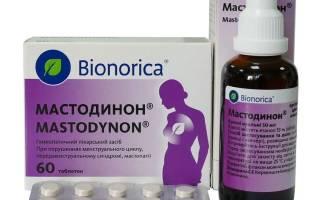 Мастодинон можно применять при климаксе
