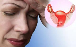 Кровотечение при менопауза у женщин