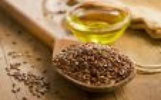 Льняное масло в капсулах при климаксе