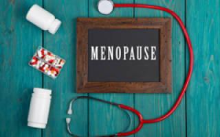 Менопауза когда начинается и заканчивается