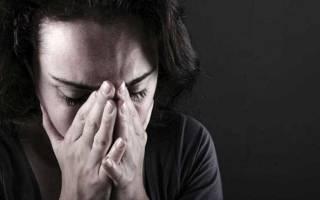Когда пройдет депрессия при климаксе