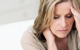 Как справится с депрессией при климаксе