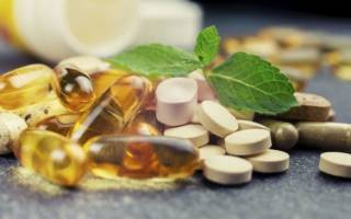Наилучшие витамины для женщин при климаксе
