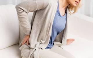 Климакс боли в пояснице и в ноге